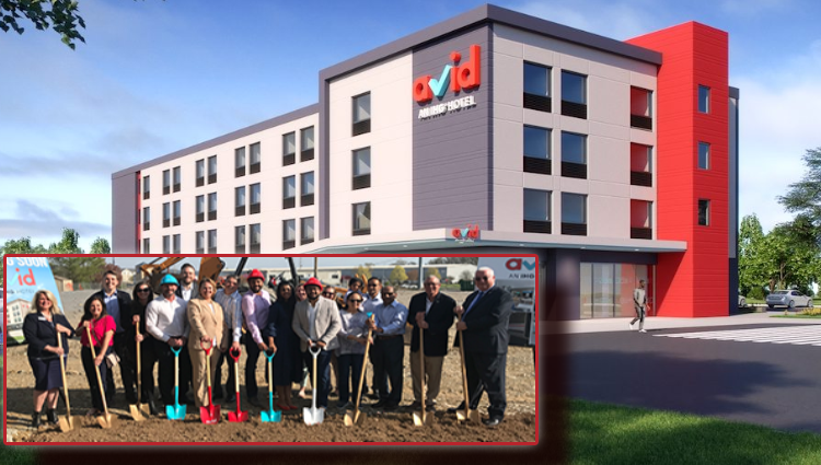 New Hotel Breaks Ground in Smyrna, TN | IHG,hotel,Smyrna,TN,Tennessee,avid