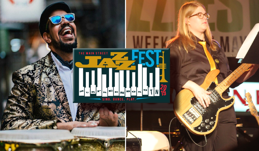 The 23rd Annual JazzFest is THIS Upcoming Weekend