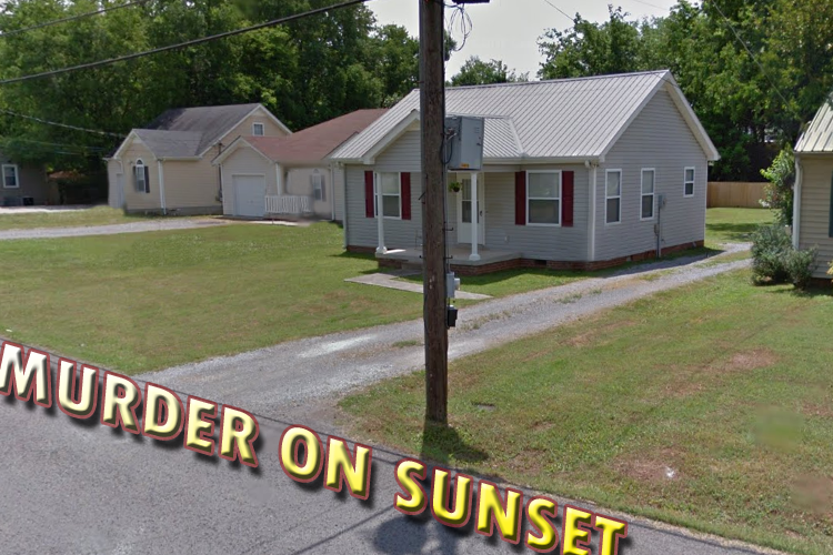 Sunset Ave. Woman Dead...Husband Charged