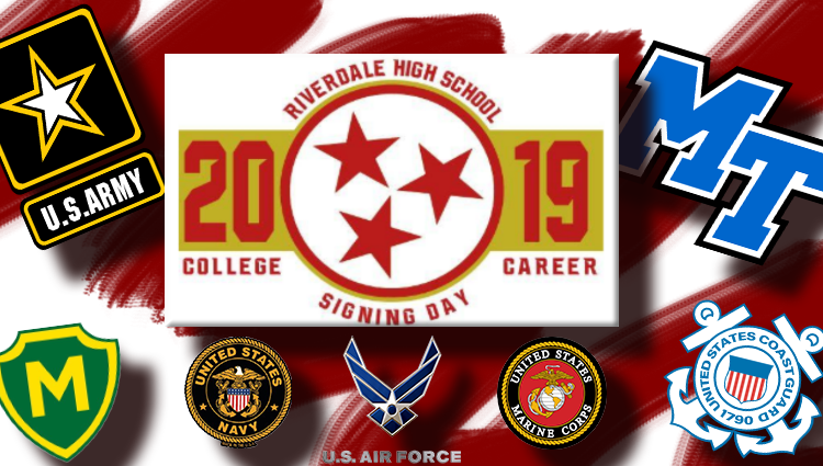 Riverdale hosts for College Career Signing day April 5 | Riverdale,high school,signing,day,Murfreesboro,Rutherford, schools