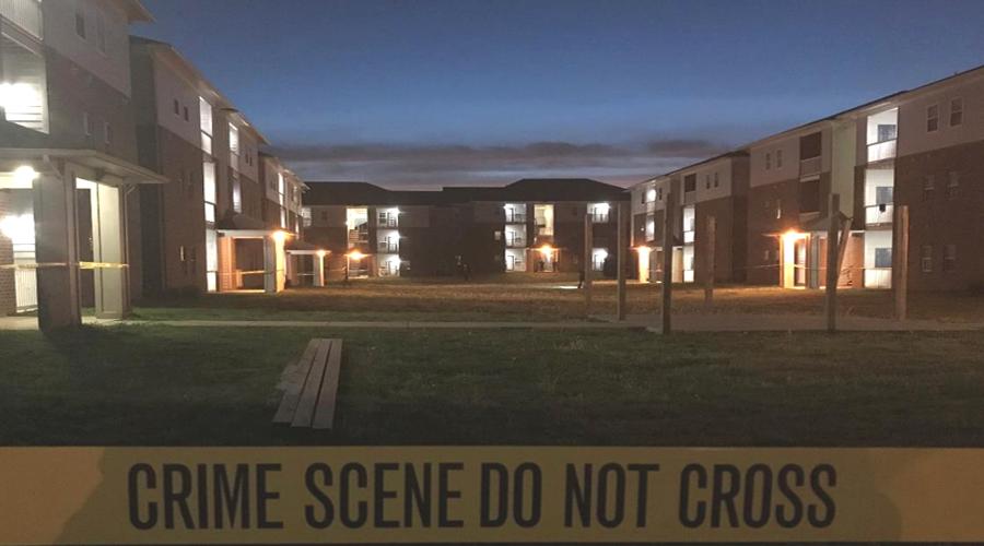 Explosion at VIE Apartments in Murfreesboro