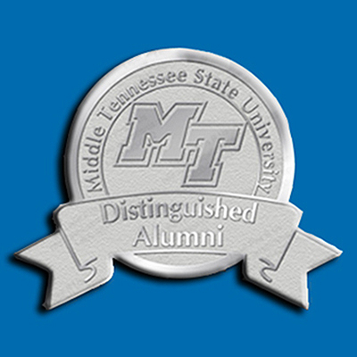 MURFREESBORO, Tenn. -- The MTSU National Alumni Association has extended the deadline for submitting nominations for the 2020-21 Distinguished Alumni Awards to Friday, May 1.