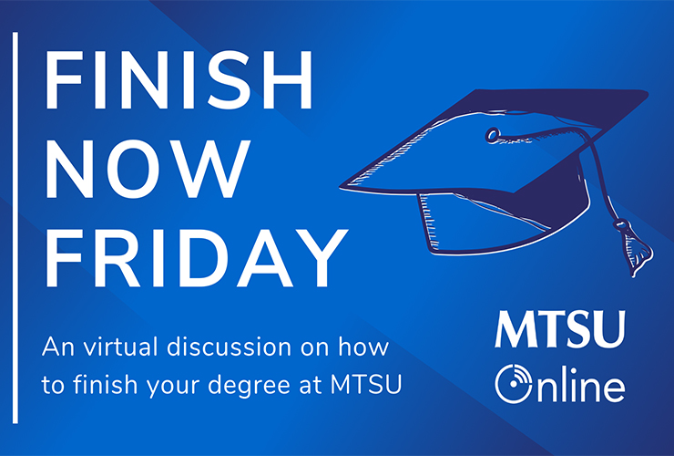 With social distancing guidelines still in place at Middle Tennessee State University and beyond, faculty and staff are using technology to their outreach advantage.