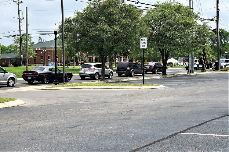 The Rutherford County Health Department is offering drive-through testing Saturday, May 2, at McKnight Park, 120 DeJarnette Lane, from 9 a.m. - 12 p.m.