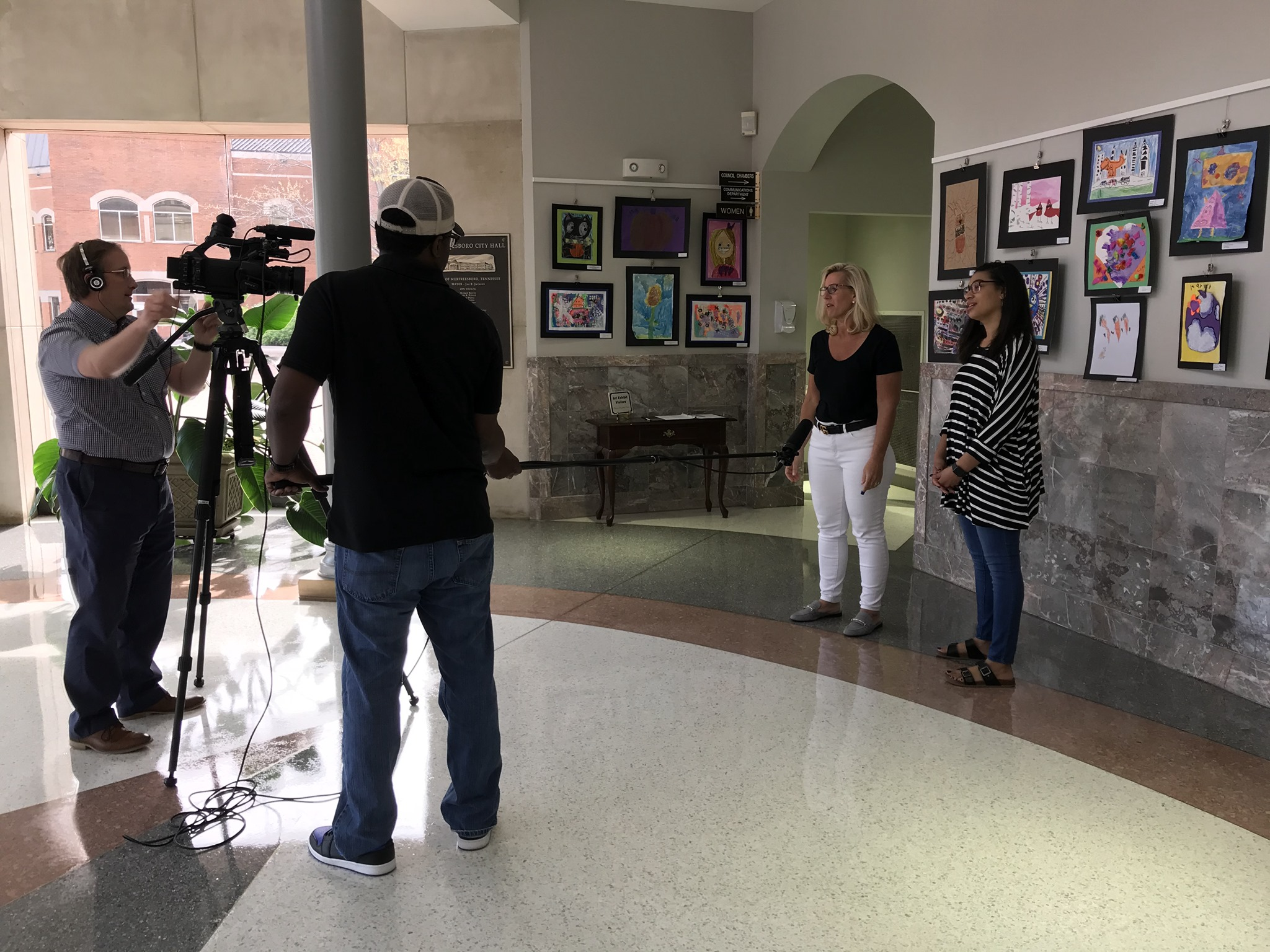Murfreesboro City Schools to Showcase Artwork of Students this Wednesday Evening - Virtual Art Show