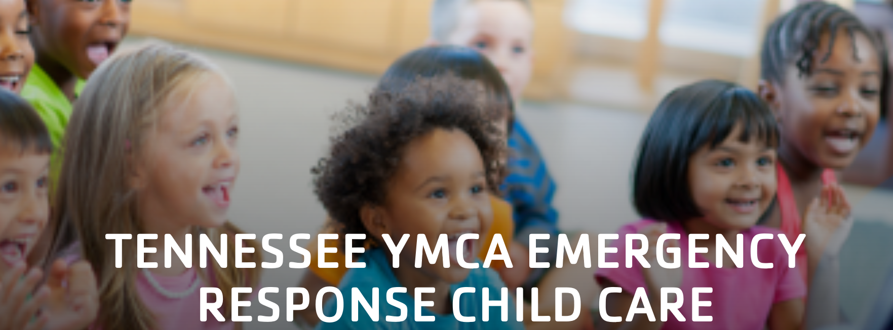 Free Child Care Now Available to Tennessee's Essential Workers