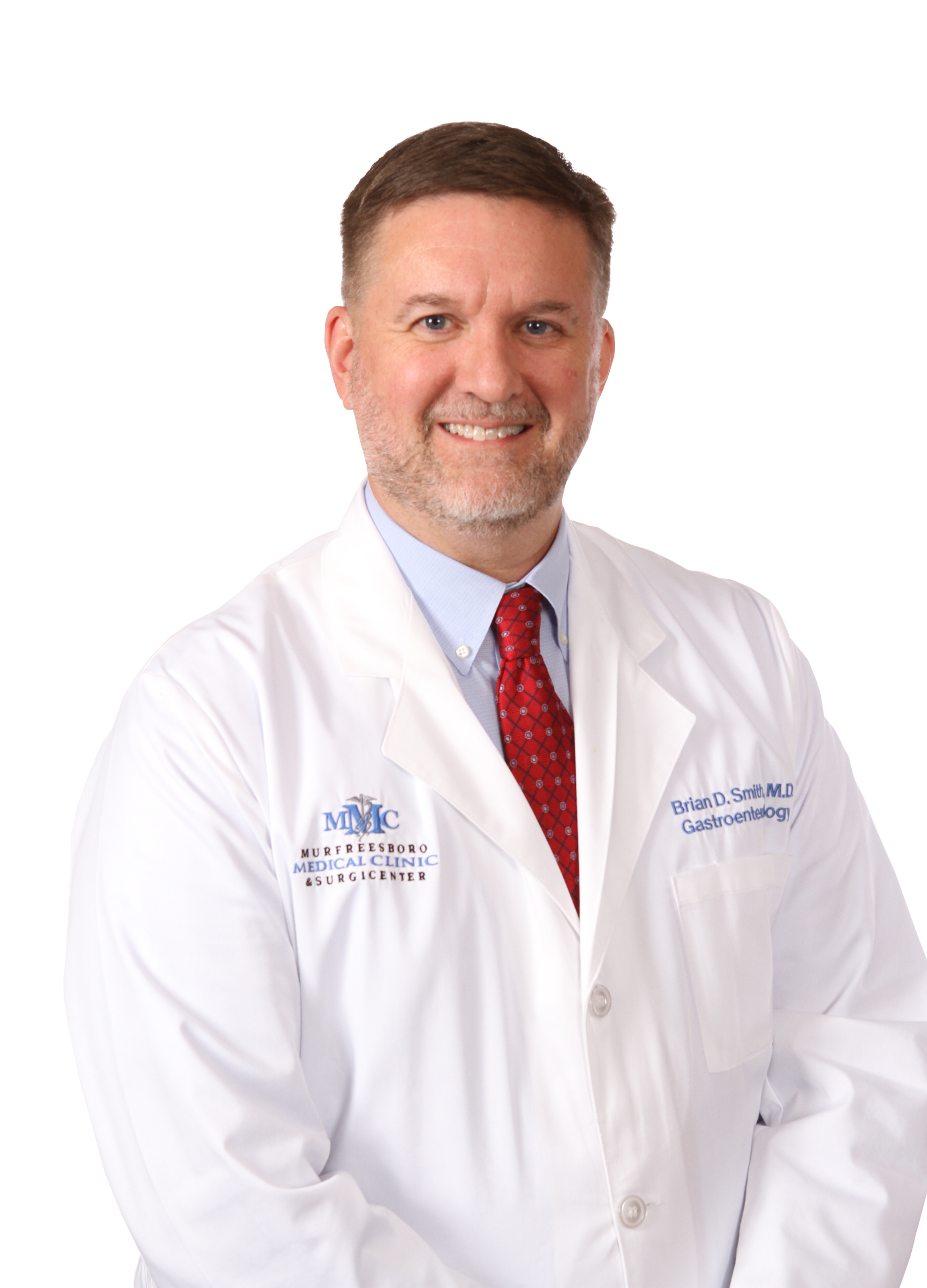 Dr. Brian Smith, M.D. Joins MMC's Gastroenterology Department