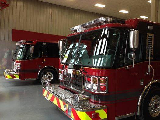 Large grant to be awarded to the Rutherford County Fire and Rescue Department