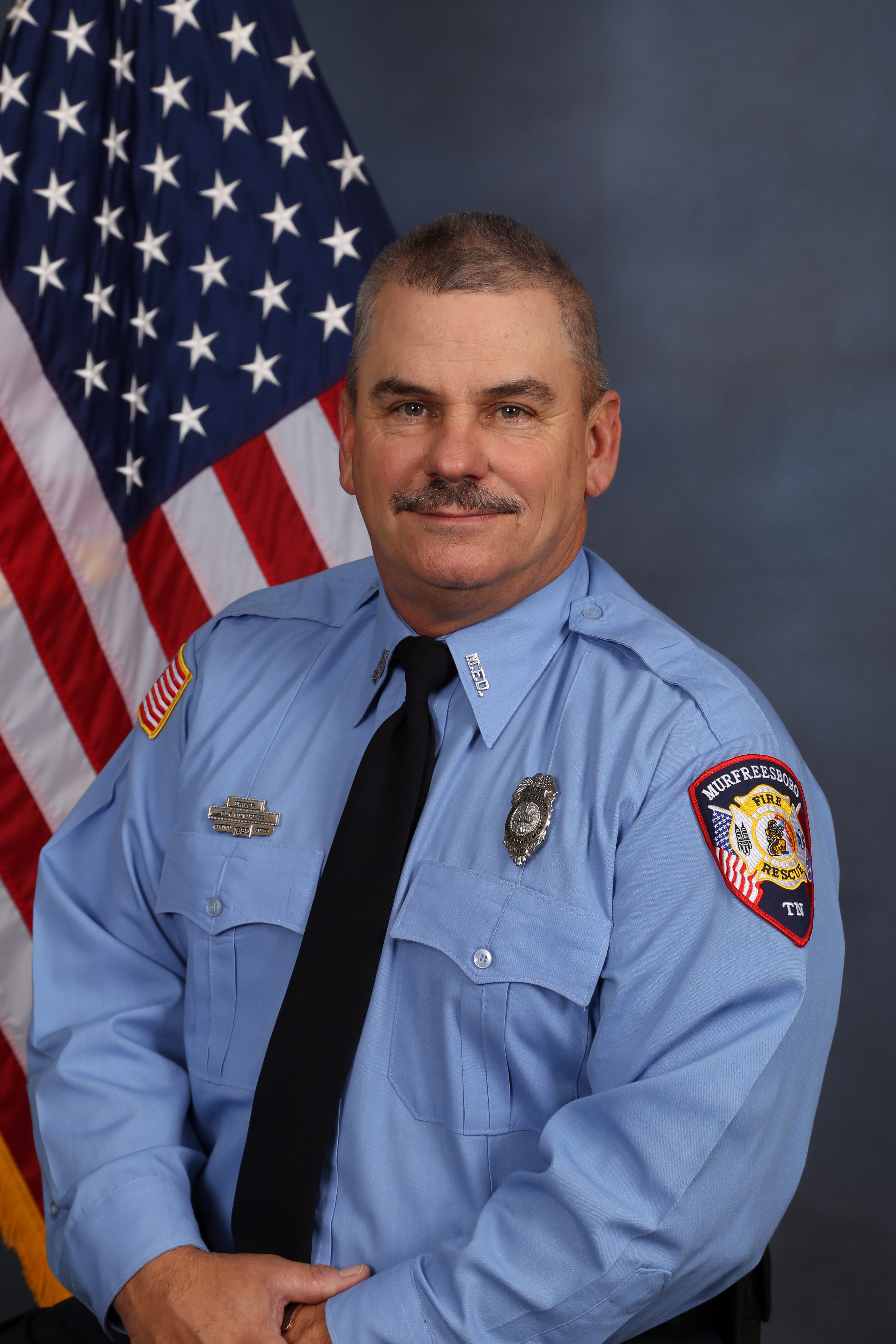 MFRD Engineer Retires with 28+ Years of Service