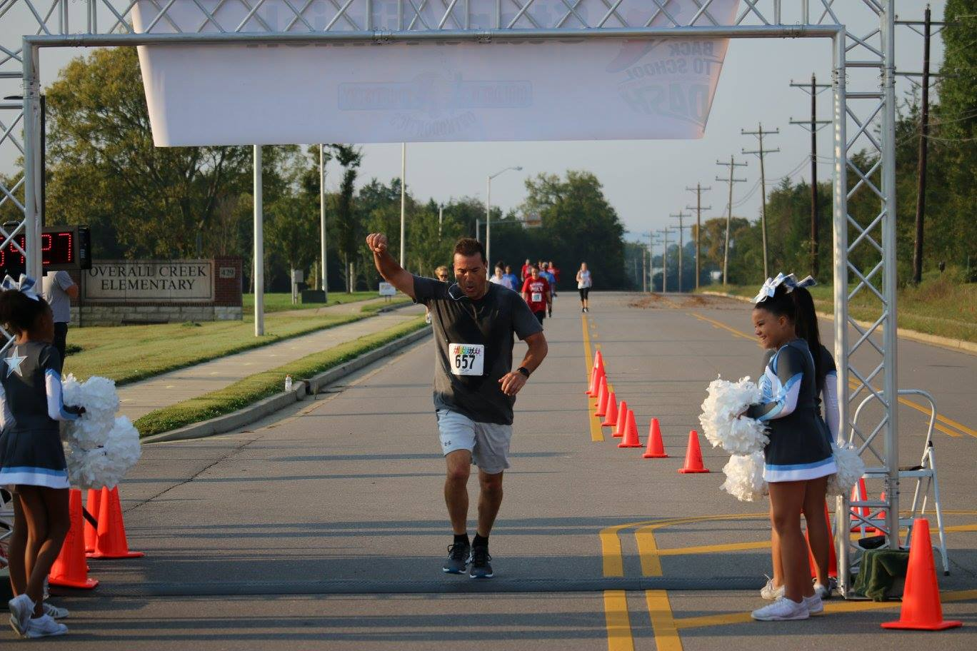 (Murfreesboro) Foundation hosts 3rd annual Back to School Bash 5k/10k