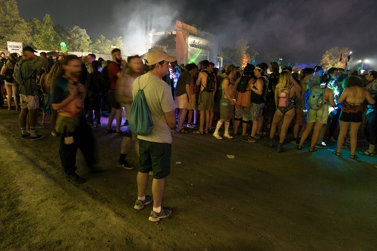 Identity of Man who Died at Bonnaroo Released