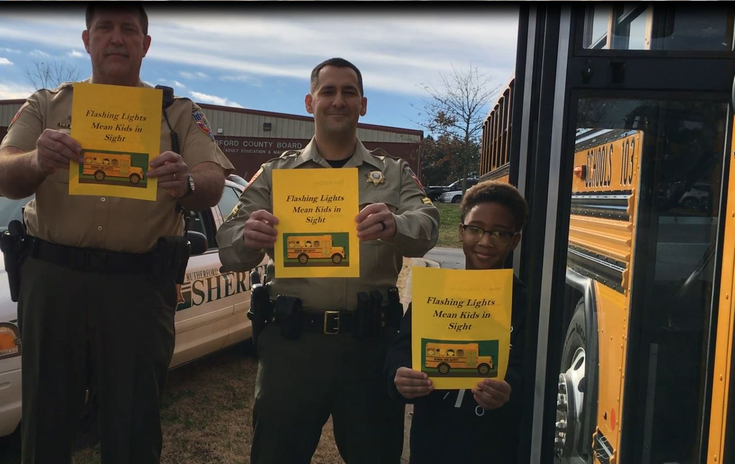 School Bus Safety in Tennessee and Rutherford County