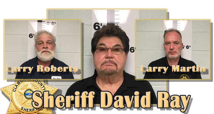 Another Sheriff Arrested in Tennessee