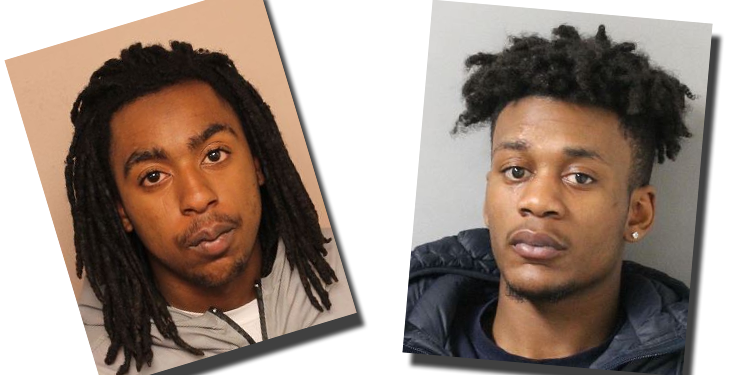 CAPTURED: Two men suspected of pistol whipping / kidnapping Green Hills man