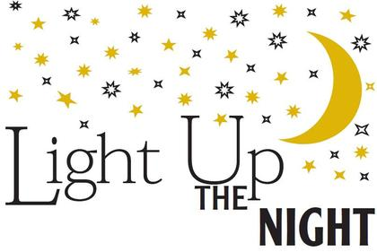 Light Up the Night Party Scheduled for this Friday Evening