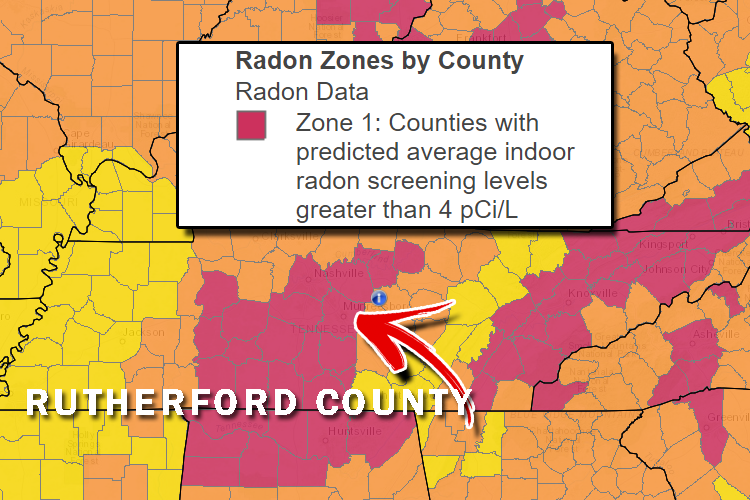 Resolve To Test Home During Radon Action Month