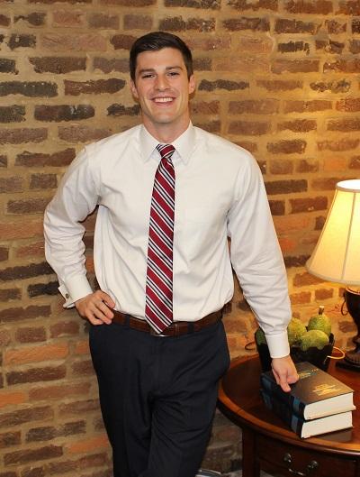 Chase Fann Joins Waldron Fann & Parsley Law Firm