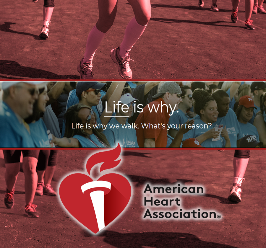 Rutherford Heart Walk in Murfreesboro on Sept. 21st