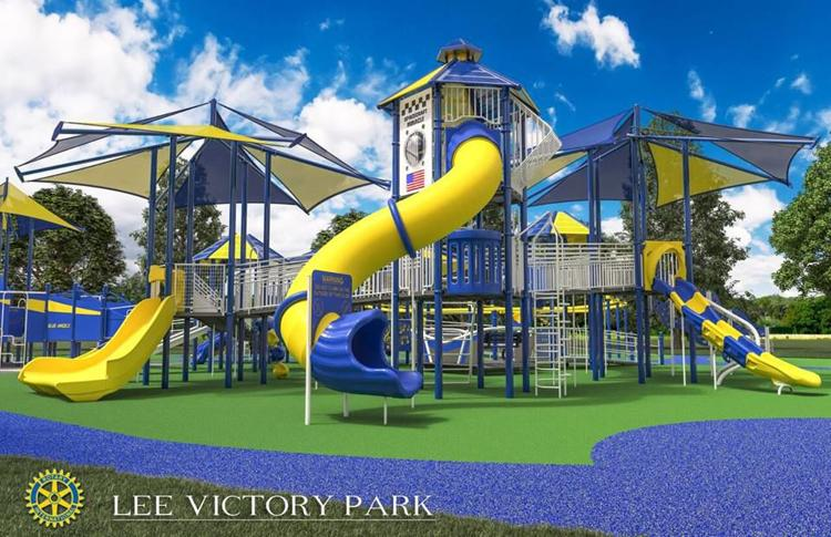 Groundbreaking for New Park / Playground in Smyrna TODAY