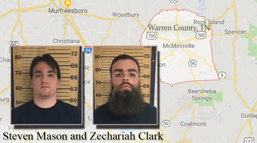 Two Former Warren County Correction Officers Charged