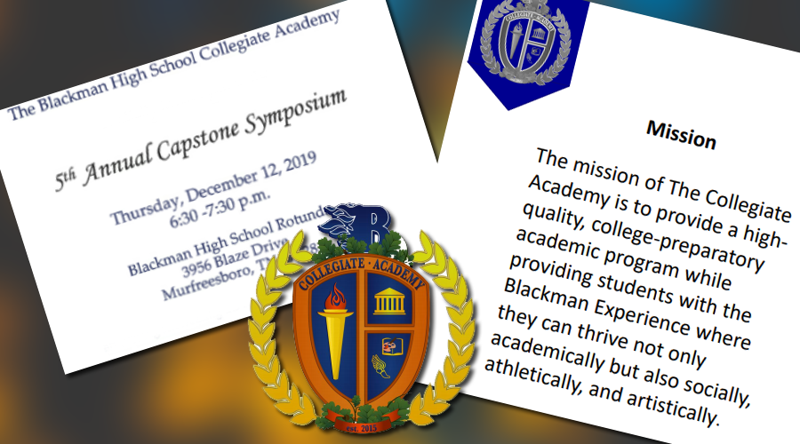 A capstone involves a final research paper exploring a topic of interest, emerging from a student's individualized program of study.