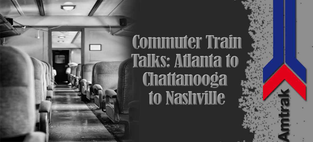 Amtrak officials made a pitch to Tennessee state lawmakers last week to bring an Amtrak route from Nashville to Atlanta, with stops being made in Murfreesboro, Tullahoma, Chattanooga and the Nashville airport.