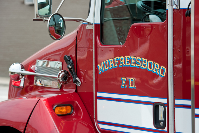 Murfreesboro Fire Chief Mark Foulks told WGNS about one of their newest trucks that has a 100-foot ladder and he also spoke to WGNS about the new museum in Fire Station Number 4...
