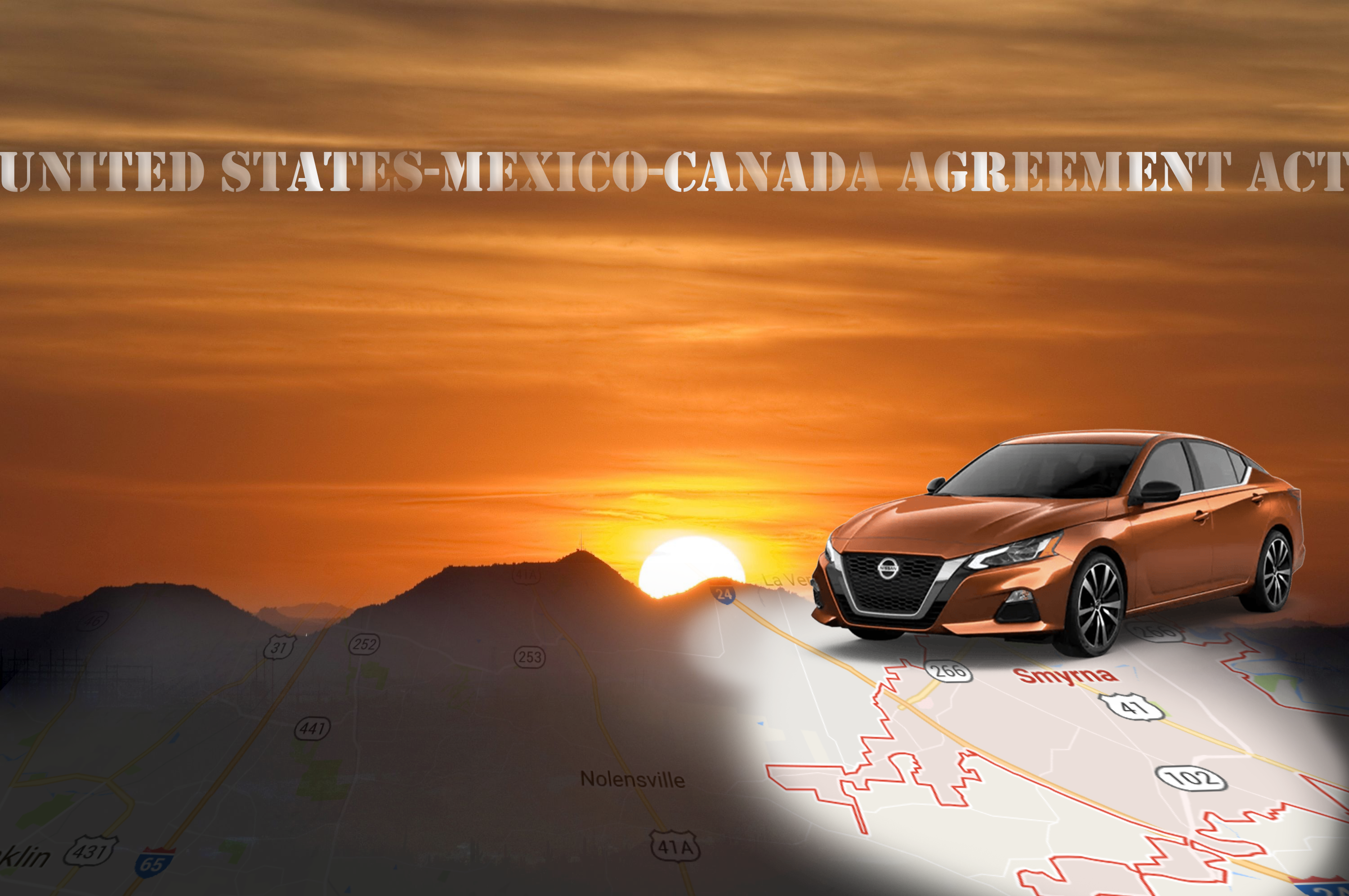 New United States-Mexico-Canada Agreement Act could help local workers at companies like Nissan in Smyrna