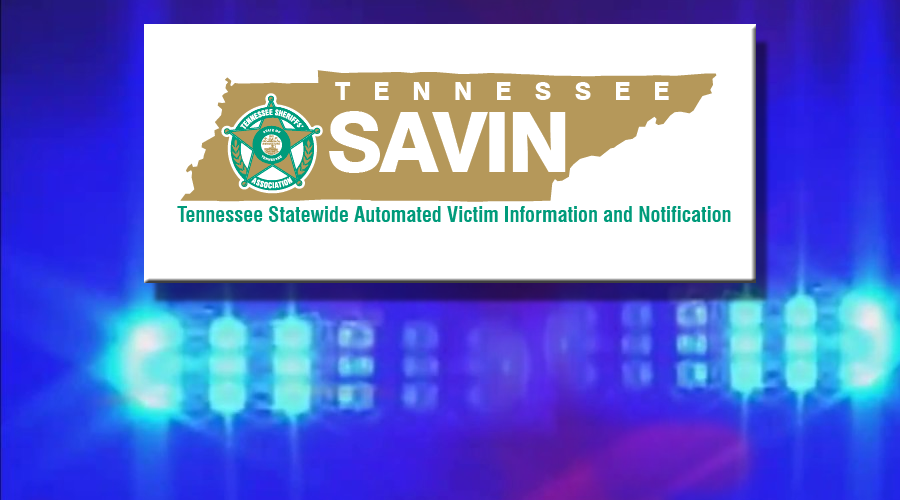 The Rutherford County Sheriff's Office that operates the county jail is part of the SAVIN system, which helps the community on a daily basis. SAVIN stands for Statewide Automated Victim Information and Notification.