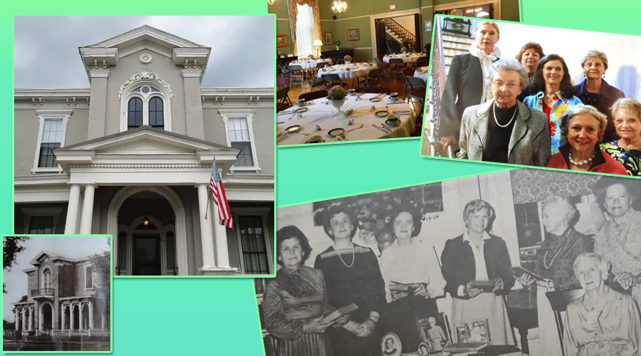 The Women's Club of Murfreesboro is on the brink of their 104th Anniversary. History tells us the non-profit organization first opened on July 22nd in 1916.