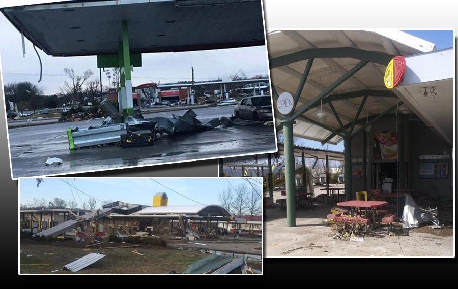 Rutherford County has played a large role in helping those impacted by March 3rd Tornadoes