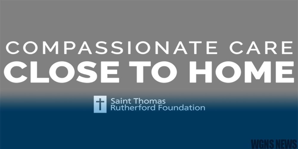 Update from the Saint Thomas Rutherford Foundation