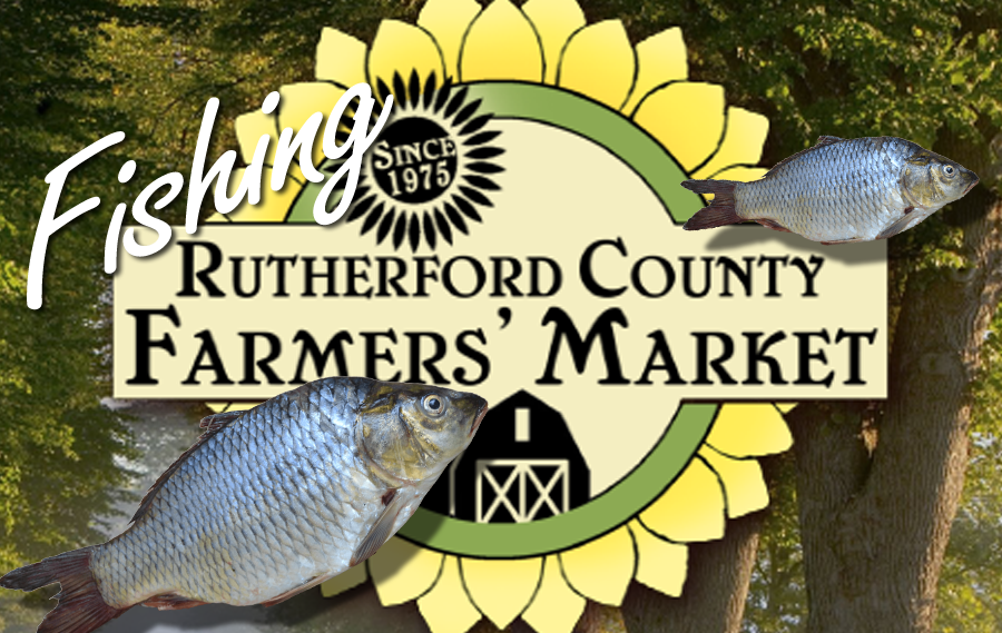 You can soon go Fishing at the Farmers Market