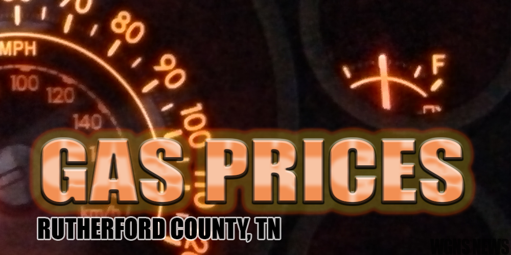 Gas Prices are falling - Difference in price between Murfreesboro and La Vergne, TN