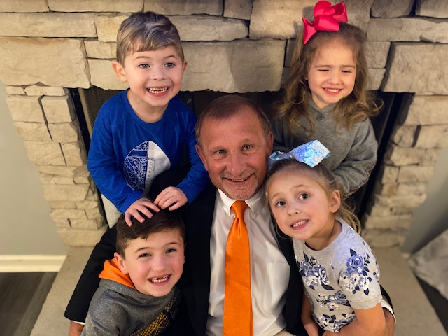 Dr. Rick Kriesky has announced his candidacy to represent Zone 3 on the Rutherford County Board of Education in the August General Election.