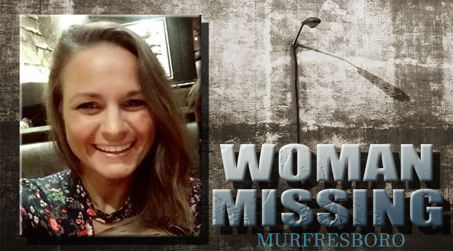 A 35-year-old woman has been reported missing in Murfreesboro. Police say that Sandra Kay Watkins was last seen on April 29, 2020 when she dropped her children off with her husband.