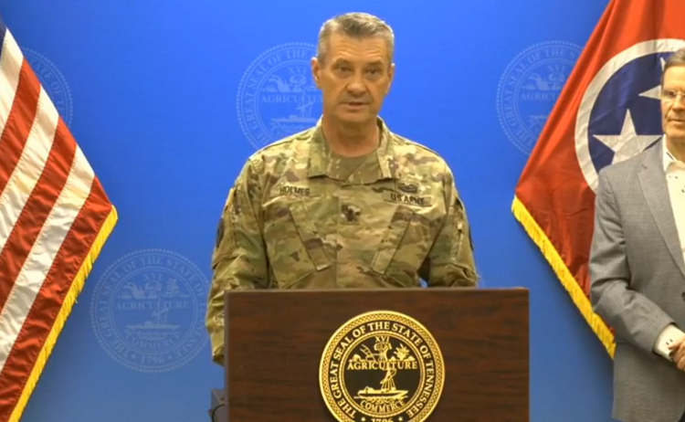 SMYRNA: National Guard WILL NOT Focus on Law Enforcement, but instead Humanitarian Aid Only