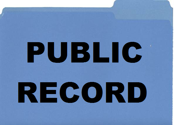 Open Records in Tennessee - What is Open to ther public and media?