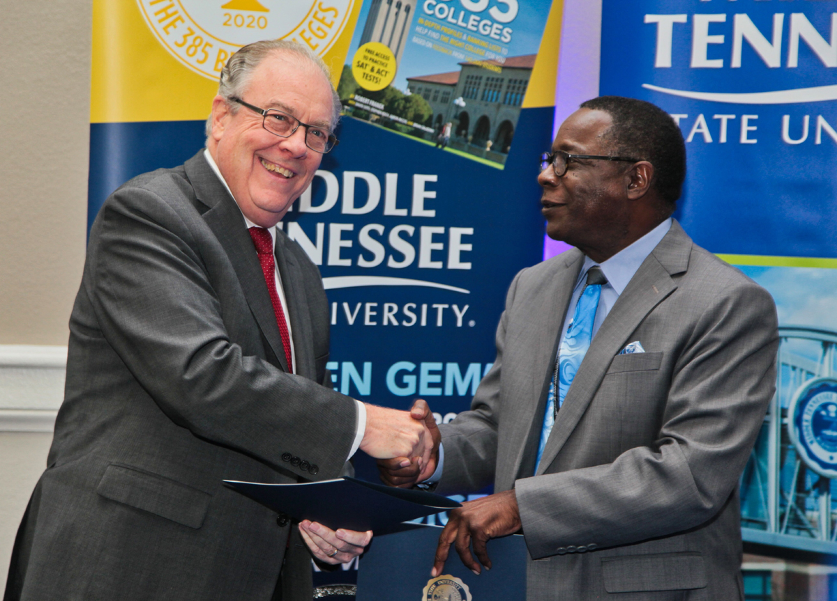 Vol State extends 'MTSU Promise'  to its students for seamless transfers
