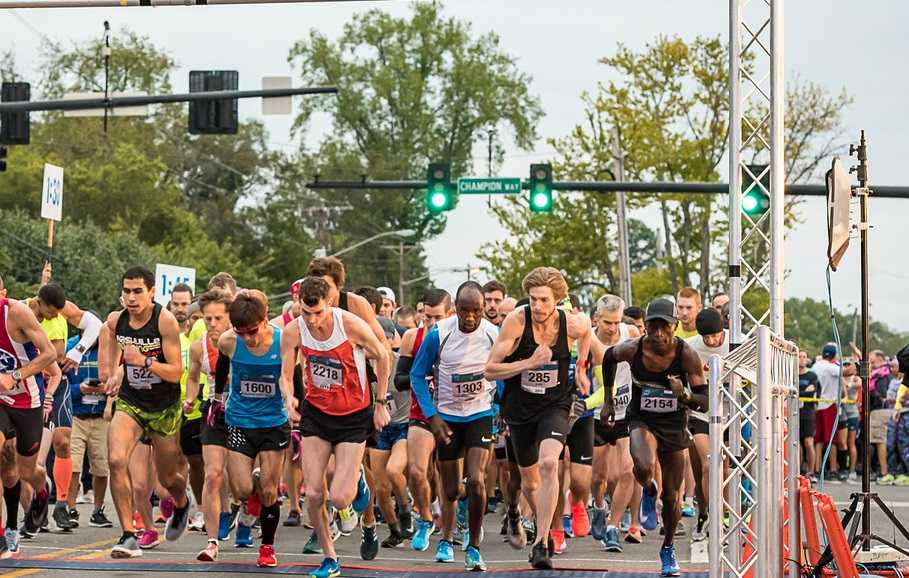 13th Annual Middle Half Marathon - Results