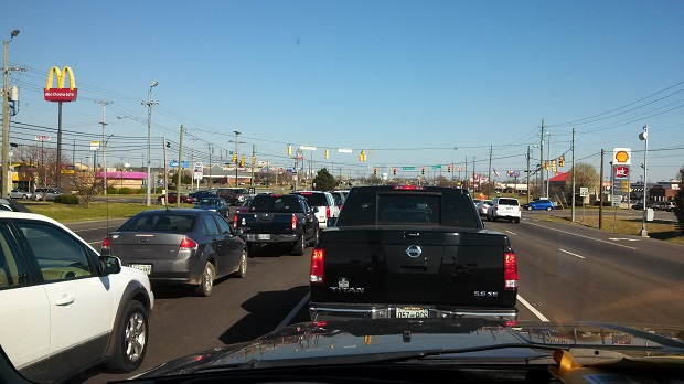 The City of Murfreesboro reports that traffic flow is one of the top concerns of citizens. City Manager Craig Tindall stated...
