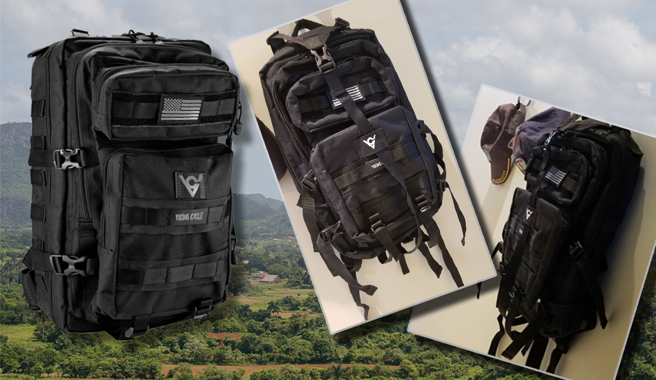 REVIEW: The journey of the Viking brand backpack
