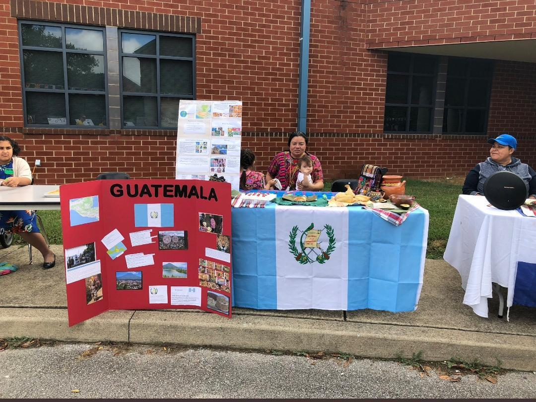 With so many different cultures represented at LaVergne Middle School, principal Cary Holman met with his staff last year to talk about the idea of hosting an annual cultural festival.