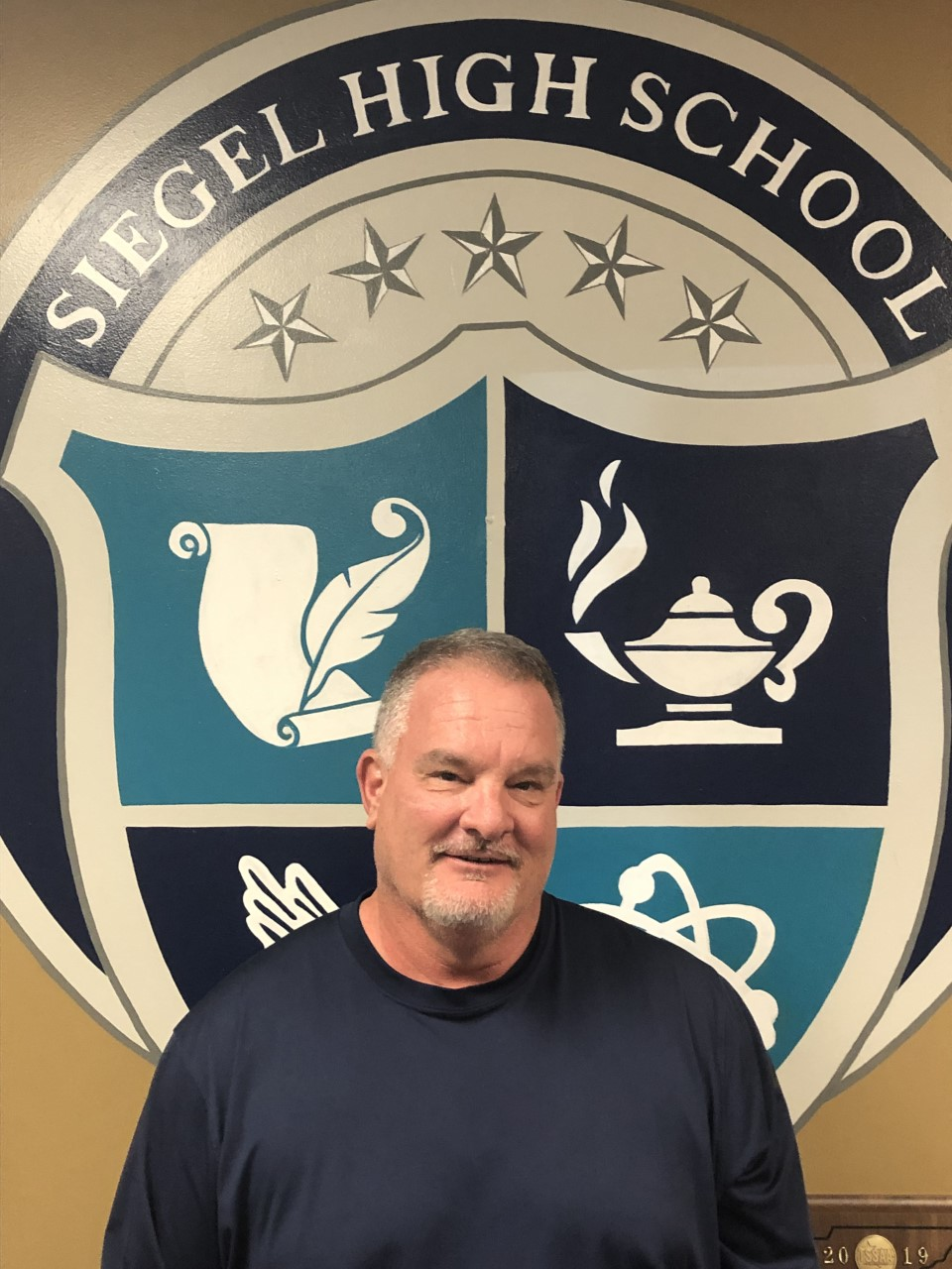 The National Interscholastic Athletic Administrators Association (NIAAA) has announced that Greg Wyant, Athletic Director at Siegel High School, has been recognized by the association as a Certified Athletic Administrator.
