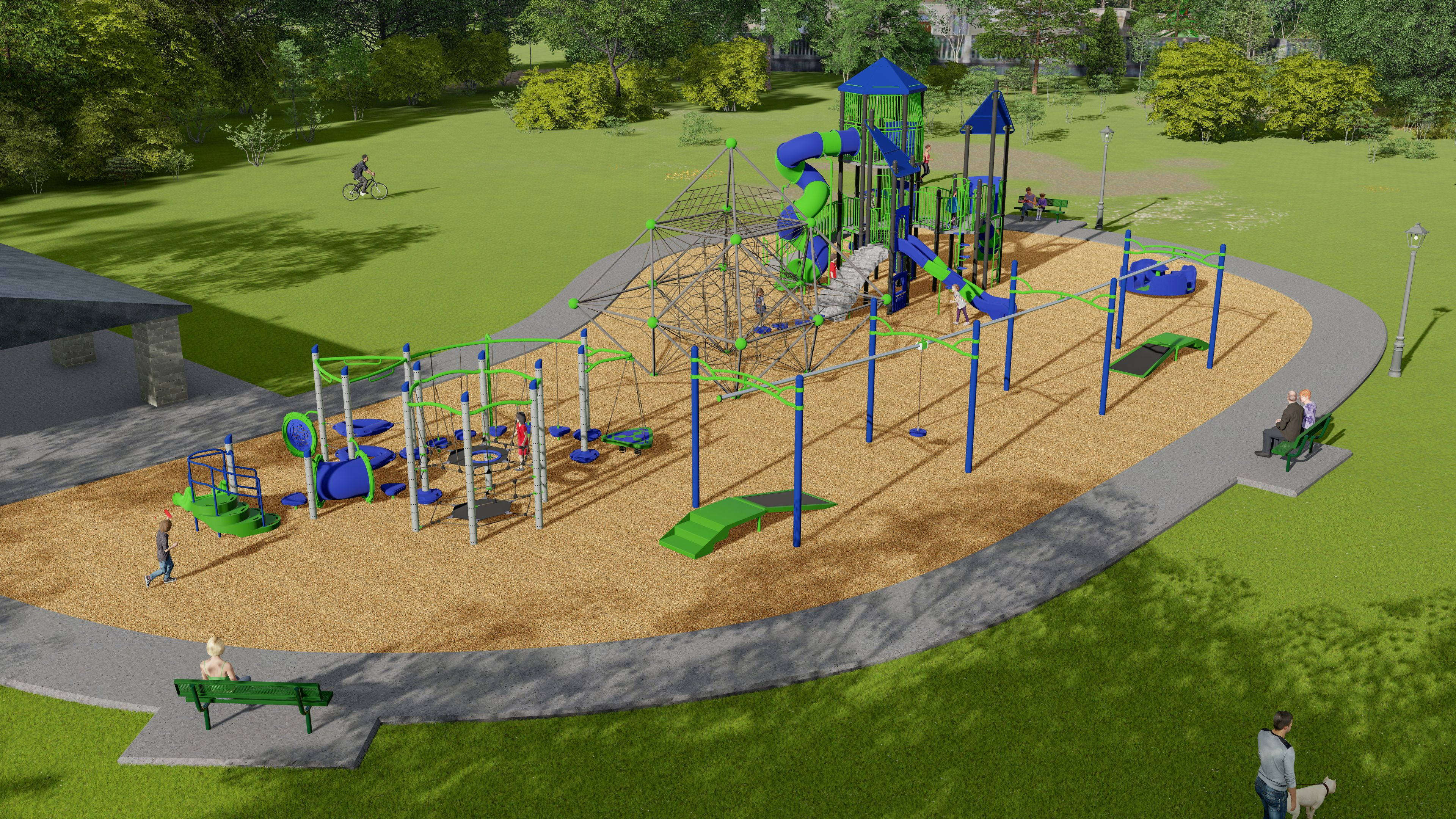 Veterans Memorial Park Grand Opening and Ribbon Cutting planned for February 22