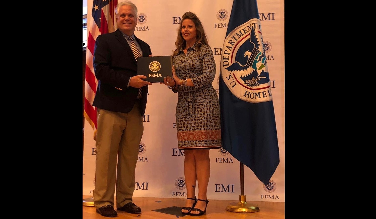 Completing a year-long professional development program, Ashley McDonald, Public Information Officer/Programs Coordinator for Rutherford County Government, joins less than 70 others across the U.S. as a recognized Master Public Information Officer (MPIO).