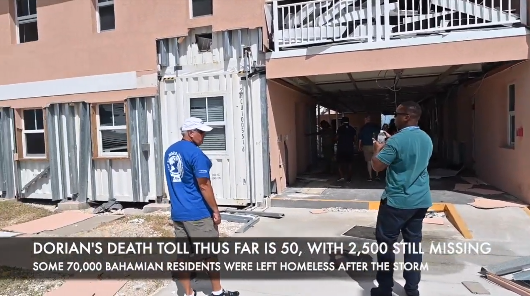 Three planes comprising Middle Tennessee State University's third Raider Relief mission to the Bahamas on Friday delivered about 6,000 pounds in relief supplies to the families of students enrolled at MTSU who were impacted by Hurricane Dorian.