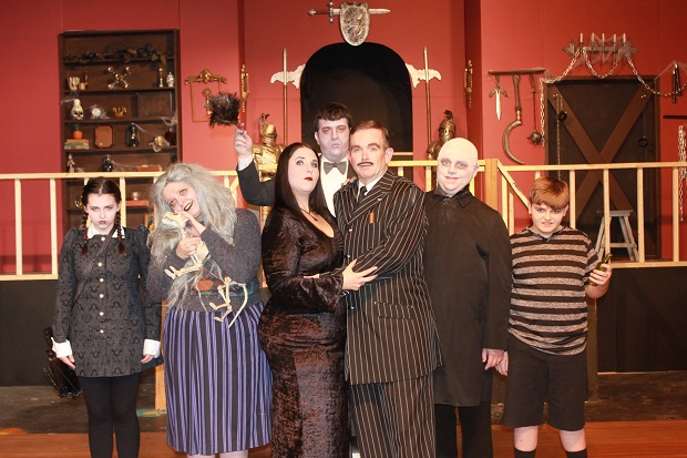 The Adams Family play to be featured in Murfreesboro