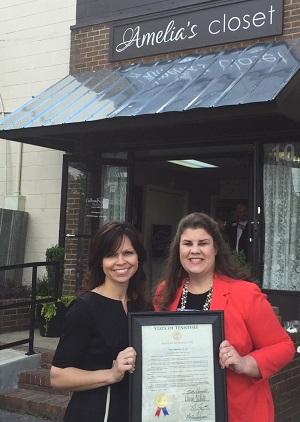 Murfreesboro Organization Honored by Legislator