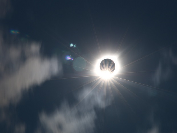 It's Been Two Years Since Total Solar Eclipse